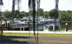 Port of Call Yacht Club at Astor Bridge Marina & Motel
