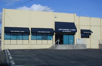 Exotic Hardwoods & Veneers - Oakland, CA