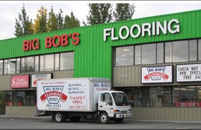 Big Bobs Flooring Outlet - Anchorage, AK