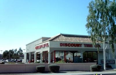 Discount Tire 1929 W Main St Mesa Az 85201 Yp Com