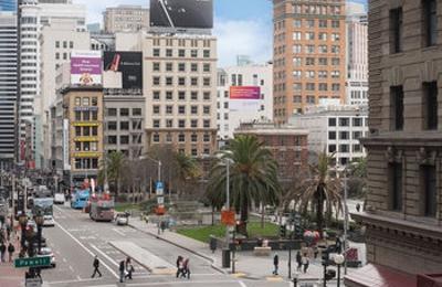 The Inn at Union Square - San Francisco, CA
