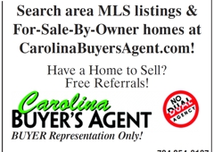 Carolina Buyers Agent - Charlotte, NC