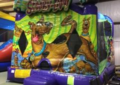 Bouncin Craze - Edmond, OK. Scooby Doo Combo