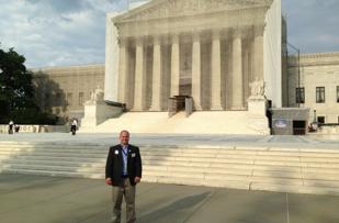 Taylor Hartley, Esq. at the U.S. Supreme Court
