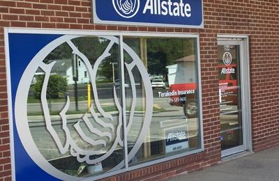 Allstate Insurance: Todd Terakedis - Mansfield, OH