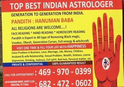 indian astrologers in houston