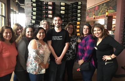Max's Wine Dive - San Antonio, TX. Great times at Max's Wine Dive with awesome waiter Alex!!!!
