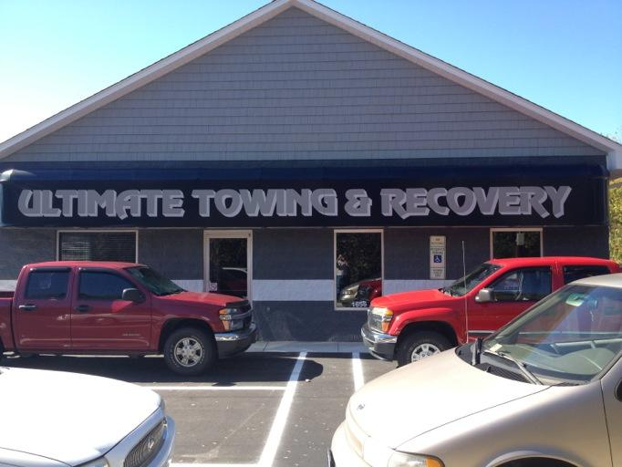 Ultimate Towing Recovery 2408 Statesville Hwy Mooresville Nc