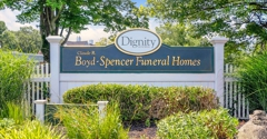 Claude R. Boyd - Spencer Funeral Homes - Babylon, NY
