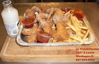 Jj Fish Chicken 1327 S Lewis Ave Waukegan Il 60085 Yp Com