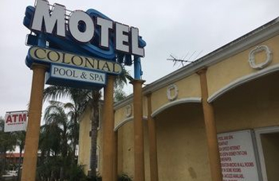 Colonial Motel - Long Beach, CA