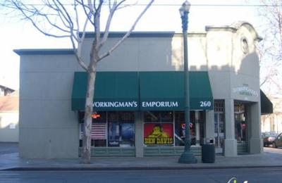 Workingmans's Emporium - San Jose, CA