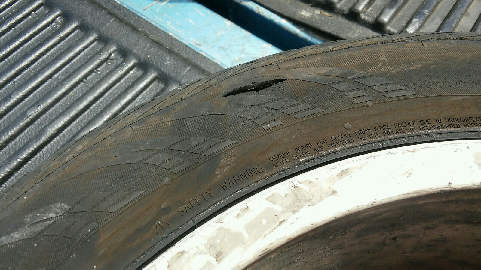 Used Tires Dayton Ohio >> Po Boys Used Tires 2 3129 N Broadway St Knoxville Tn 37917