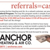 Anchor Heating & Air Conditioning Co Inc