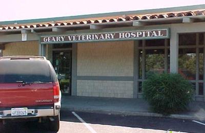 Geary Veterinary Hospital - Walnut Creek, CA