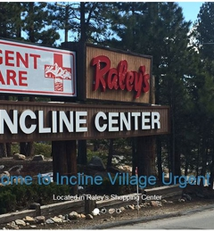Incline Village Urgent Care & Family Practice - Incline Village, NV