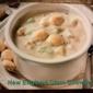 The Crab Stop - Orlando, FL. New England Clam Chowder Soup