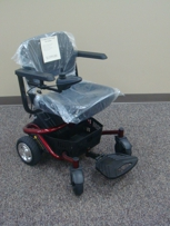 Portable Power Chair