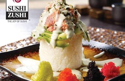 Sushi Zushi - San Antonio, TX