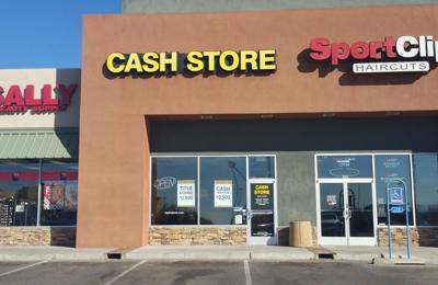 Cash Store - Rio Rancho, NM
