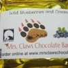 Mrs. Claws Chocolate Bar