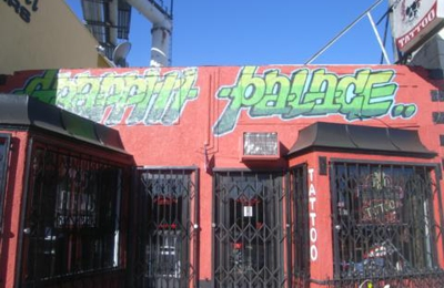 Graffiti Palace Tattoo - North Hollywood, CA