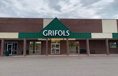 Grifols Hattiesburg - Hattiesburg, MS
