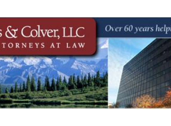 Colver Law - Anchorage, AK