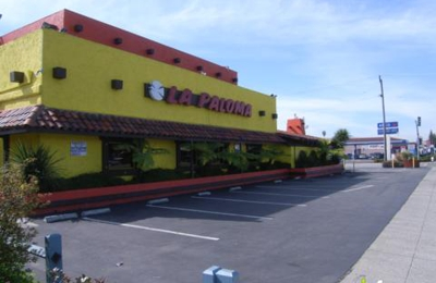 La Paloma Mexican Restaurant - Santa Clara, CA