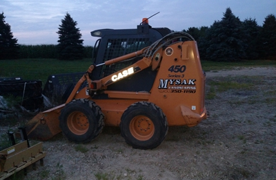 Mysak Grading & Excavating - Springville, IA