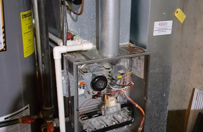 Advantage Contractor Solutions - Elgin, IL. Our sick furnace