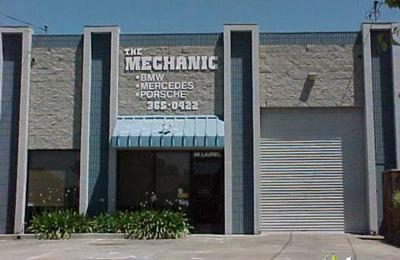 The Mechanic - Redwood City, CA