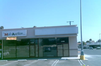 The Mail and Auction Place - Fullerton, CA
