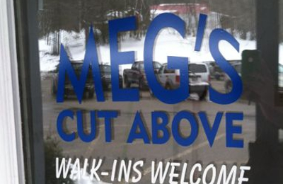 Meg's Cut Above - Newbury, NH