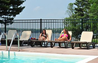 Baker S Sunset Bay Resort 921 Canyon Rd Wisconsin Dells Wi