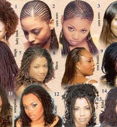 Superstar African Hair Braiding - Detroit, MI