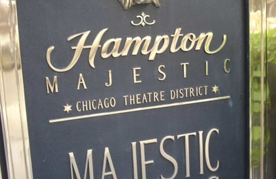 Hampton Inn Majestic Chicago Theatre District - Chicago, IL
