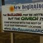 New Beginning Fellowship - Oklahoma City, OK. Not Destroyed