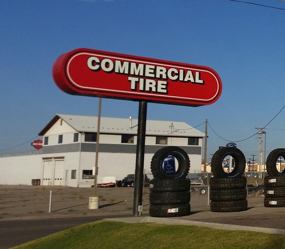 Commercial Tire-Idaho Falls 850 Denver St, Idaho Falls, ID ...