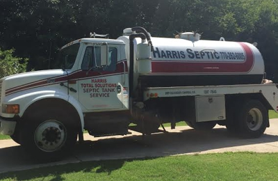 Harris Total Solutions-Septic Services - Temple, GA