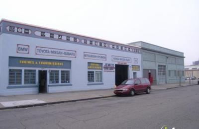 Jemco Complete Auto Care - Oakland, CA