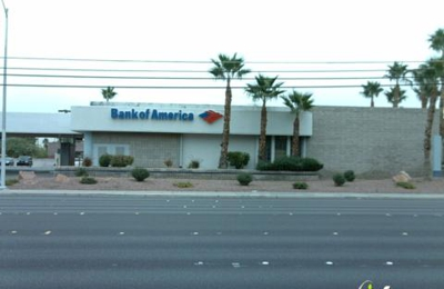 Bank of America - Las Vegas, NV