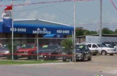 A B Motors - Houston, TX