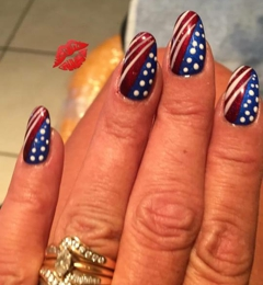 Fancy Nails - Odessa, TX. Before