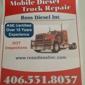 Ross Diesel Inc. - Stevensville, MT