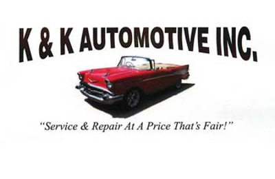 K & K Automotive, Inc. - Indianapolis, IN
