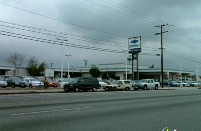 Foothill Collision Center - Fontana, CA