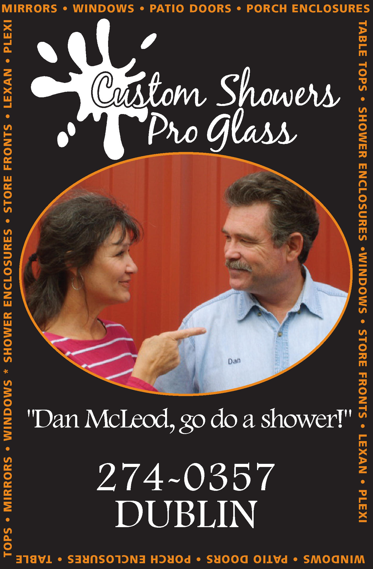 Custom Showers Pro Glass 704 Industrial Blvd, Dublin, GA