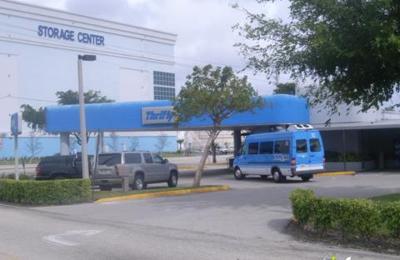 Thrifty Car Rental - Fort Lauderdale, FL
