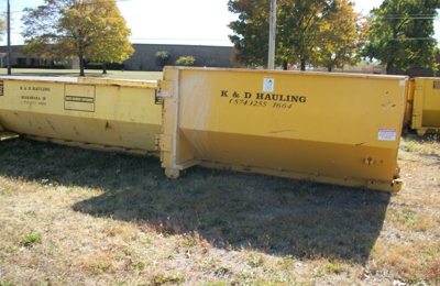 K & D Hauling And Snow Plowing - Granger, IN